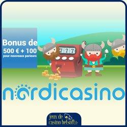 Nordic Casino en ligne